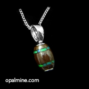 Opal Pendant 4109-original price $150