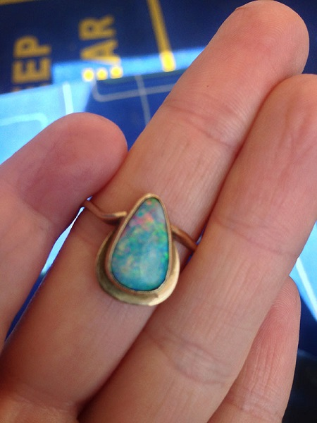 What are opals worth