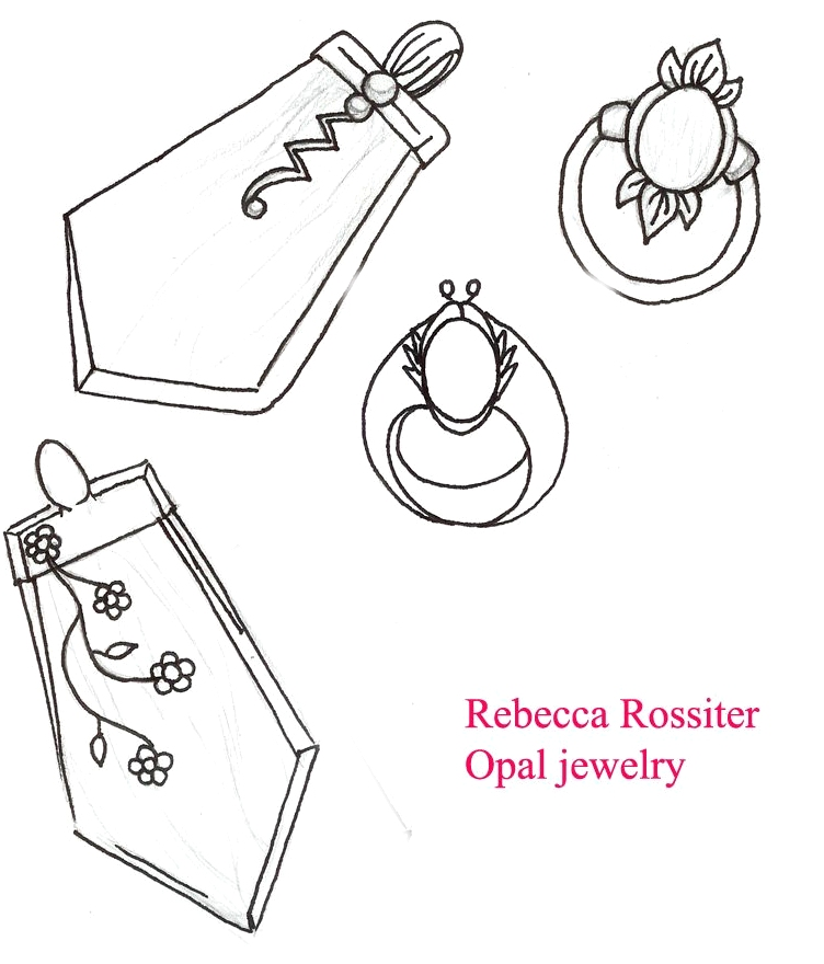 how to cut slate into shapes to make jewelry