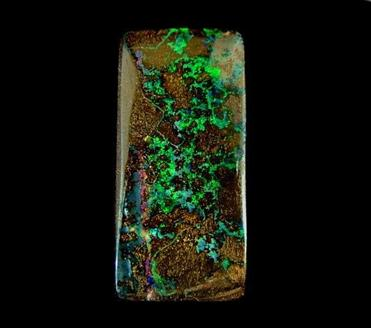 green boulder matrix from Winton, Australia