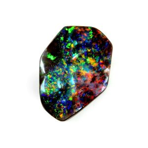1010-opal-unset-boulder-25x18-free form boulder opal with multiple colors