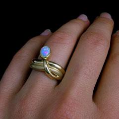 Opal Ring 5427
