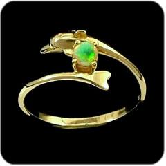 Opal Ring 5489