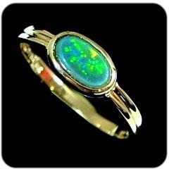Opal Ring 5534