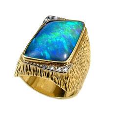 Opal Ring 5557