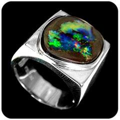 Opal Ring 5574