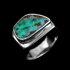 Opal Ring 5580