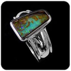 Opal Ring 5483