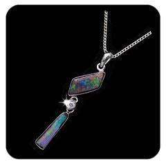 Opal Pendant 4142