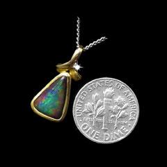 Opal Pendant 4086