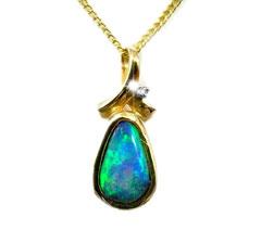 Opal Pendant 4097