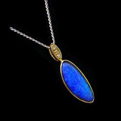 Opal Pendant 4143