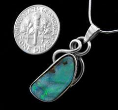 Opal Pendant 4167