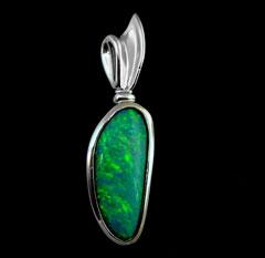 Opal Pendant 4172