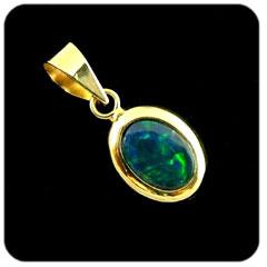 Opal Pendant 4184