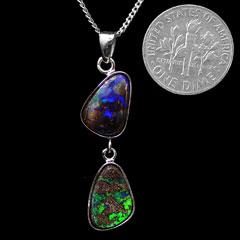 Opal Pendant 4204