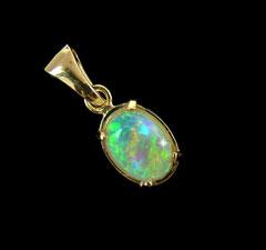 Opal Pendant 4238-SOLD