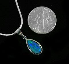 Opal Pendant 4277