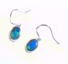 Opal Earrings 6003