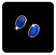 Opal Earrings 6005