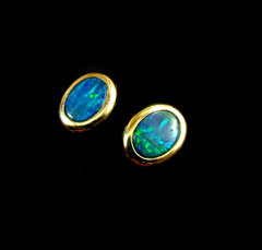 Opal Earrings 6018