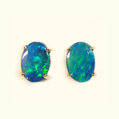 Opal Earrings 6024