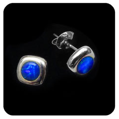 Opal Earrings 6027