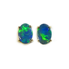 Opal Earrings 6041