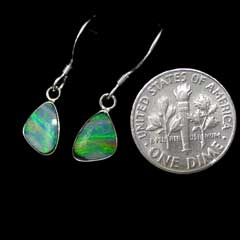 Opal Earrings 6048