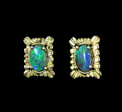 Opal Earrings 6060