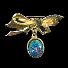 Opal Brooch 6723