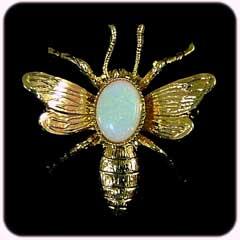 Opal Brooch 6727