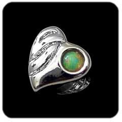 Opal Bead 7018
