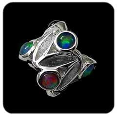 Opal Bead 7019