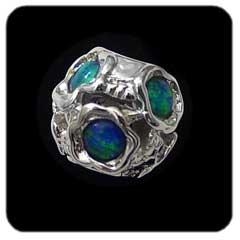 Opal Bead 7021