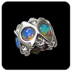 Opal Bead 7023
