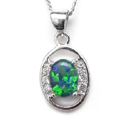 Opal Pendant 9013