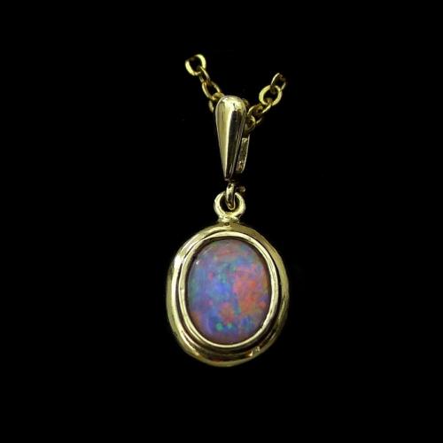 Opal Pendant 4190