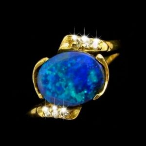 Opal Ring 5404