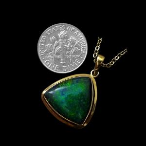 Opal Pendant 4072