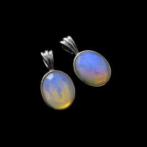 Opal Earrings 6021