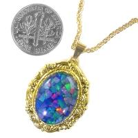 Opal Pendant 4334