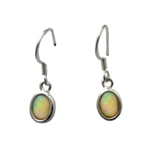 Opal Earrings 6709