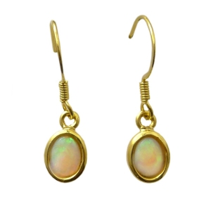 Opal Earrings 6710