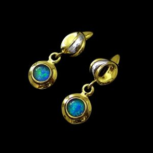 Opal Earrings 6730E