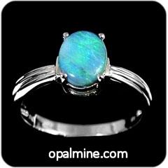 Opal Ring 5540