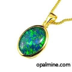 Opal Pendant 4053