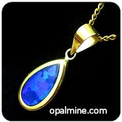 Opal Pendant 4066