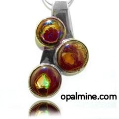 Opal Pendant 4070