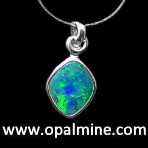 Opal Pendant 4101